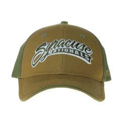 후방의 평면 엠브리티 플라스틱 버클이 있는 인기 있는 야구 모자