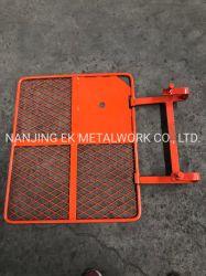 Acesso de segurança de abertura e fechamento do portão de andaimes para tubo e sistema de fechamento