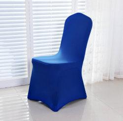Cor sólida Restaurante Cadeira de licra cobrir
