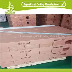 نظام قناة السقف المعلق مع علبة من الفولاذ المغلفن