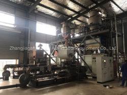 Sistema de procesamiento por lotes de pesaje y de PVC para la línea de extrusado /System/mezcla/sistema de transporte neumático de vacío/sistema transportador de cinta máquinas/mezcla