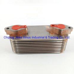 Motoroliekoeler 2486A217 roestvrijstalen radiateur 413W025 voor Perkins