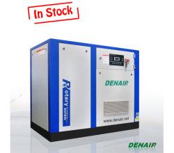 0.5-80 industriels M3/min 6-40 bar 5.5-400 Kw électrique entraînée par prise directe d'alimentation CA/Associée des compresseurs rotatifs à vis avec l'ISO, CE, l'approbation du GC