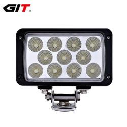 indicatore luminoso luminoso del lavoro di 45W 6inch LED con l'ammortizzatore di vibrazione