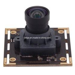 ELP 고정 초점 100도 왜곡 없음 렌즈 미니 USB 카메라 모듈 HD 소니 Imx415 4K 카메라