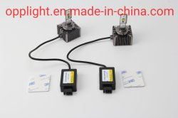 Opplight M10 LED Scheinwerfer-Birnen 35W 10000lm 6000K des Auto-Scheinwerfer-Stecker-Spiel-ursprüngliche VERSTECKTE Vorschaltgerät-D1s LED