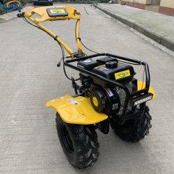 landwirtschaftlicher Pflüger des Multifunktionsbenzin-7HP angeschalten durch Euro-v Motor