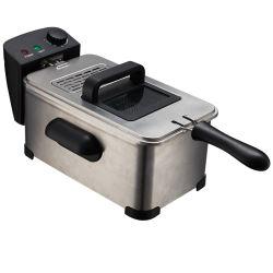 2000W 3L fritadeira eléctrica com o cesto de fritura