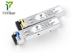 Cisco compatibilidad 3COM HP SFP Cable de fibra óptica de 1,25g de 40km.