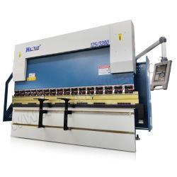 Placa hidráulica máquina de doblado de Servicio Pesado 125t/3200 CON DA52S