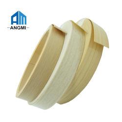 Placages en bois solide Lipping PVC couleur/haute brillance/ABS/PVC Woodgrain Edge Accessoires Armoires de cuisine de bandes de baguage