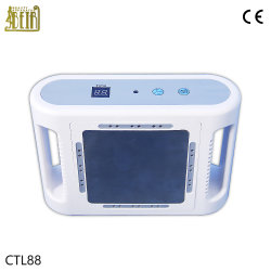معدات التجميل منزل استخدام ميني لتخفيف الوزن آلة Cryolpolesis جهاز