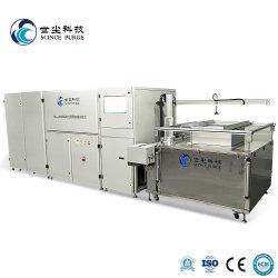 Purificador de Ar do Elemento do Filtro de Eficiência de filtração a digitalização do equipamento de teste