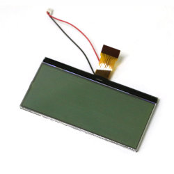 표준 제품 단색 Diaplays 19264의 점 이 LCD 모듈
