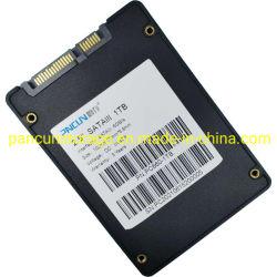 محرك أقراص ذو حالة صلبة SATA3 SSD عالي السرعة مقاس 2.5 بوصة سعة 128 جيجابايت سعة 1 تيرابايت حالة محرك الأقراص ذات الحالة الصلبة (SSD) لملحقات شاشة الكمبيوتر المحمول