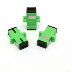 محول ألياف بصرية من SX DX مع SX مهايئ ضوئي من الألياف البلاستيكية من نوع SC