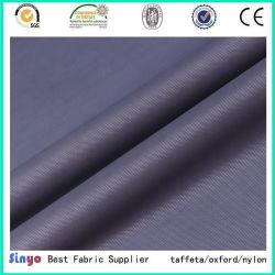 Обычная тиснения 210d серого Оксфорд ткань для шторки