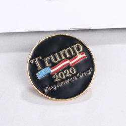 Hot Sales 2020 Keep American Great Military Challenge Coin Metal 기념품을 위한 수공예