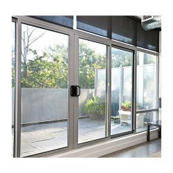 Custom строительного материала белый порошок покрытие алюминиевого профиля алюминиевые раздвижные двери