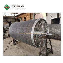ペーパー製造業の鋳鉄シリンダー型のペーパーマシン