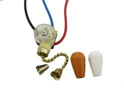 مفتاح سحب مصباح المروحة للتحكم في اتجاهين لمصباح السقف LS-308