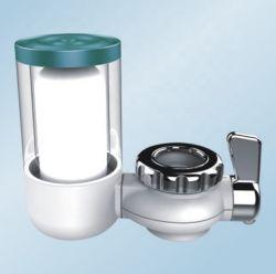 Здоровые вентиль системы водяного фильтра - коснитесь водоочиститель фильтр очистки воды устройство для домашней кухней, под струей воды установка фильтра