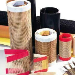 Offsetpresse-Ineinander greifen-Riemen-Ineinander greifen-Riemen-beständiger Förderband-Ineinander greifen-Hochtemperaturvorhang