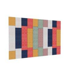 Diseño moderno de pared 3D & Deco de poliéster de lana de fieltro acústica fondos de pantalla del panel de techo Inicio Productos