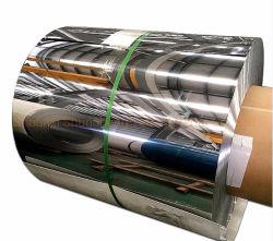 فولاذ مقاوم للصدأ ملفوفة بدقة مع طبقة رقيقة من الفولاذ المقاوم للصدأ غير المغناطيسية ملف من الفولاذ المقاوم للصدأ