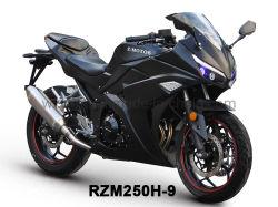 التصميم الأصلي سباقات الدراجات النارية Rzm250h-9 مع محركات 150cc-350cc