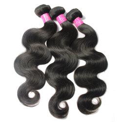 6A درجة كاملة العم مربوط اليدين الشعر الجسم البرازيلي لوّح الشعر البشري