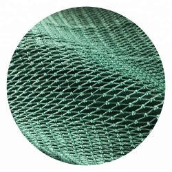 나일론 Multiplament Seine Green Color Fishing Net