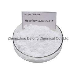 منتجات مكافحة الآفات Hexaflumuron 95tc لدودة بولون