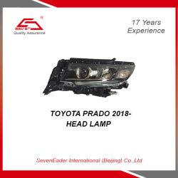 Carro auto farol de luz para a Toyota Prado 2018-
