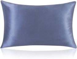Borsa portamonete Mulberry Silk per capelli e pelle, con zip nascosta, 1 pctaupe