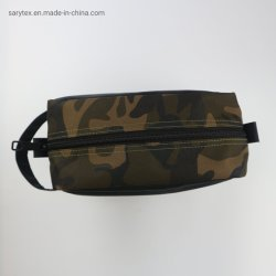 カムフラージュの印刷を用いるポリエステルファブリックハンドバッグ