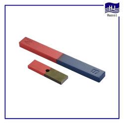 Письмо Постоянного высокого качества алюминий никель кобальт магнитных AlNiCo магнит для преподавания и промышленных