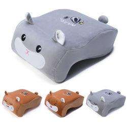 인간 공학 대나무 목탄 기억 장치 거품 느린 반동 편리한 낮잠 베개