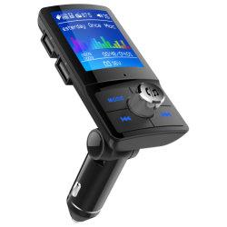 La vente de gros chaud Voiture Lecteur MP3 Bluetooth Transmetteur FM MP3, Support du pilote USB et la carte de TF