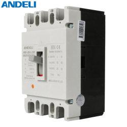 Soy1-250Andeli L/3300 disyuntor de caja moldeada MCCB de 160 amperios