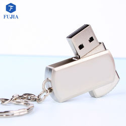 Mini-Unidade Flash USB a granel de metal disco flash USB 16GB, 32GB Unidade Flash USB a actividade empresarial Dom