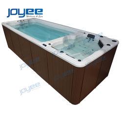 Het openlucht Zwembad van de Massage van Jacuzzi 6 8 10 Pers Eindeloze zwemt KUUROORD