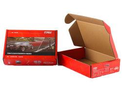 カスタム波形用紙自動ブレーキパッドハードウェアツール自動パーツ 梱包箱