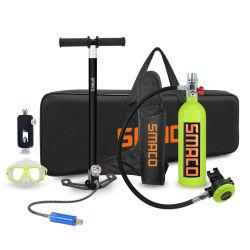 Smaco Mini de plongée Scuba S400 du vérin de réservoir d'oxygène sous-ensemble de l'équipement respiratoire
