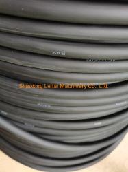 Cable redondo de goma con dos de acero utilizadas como Cable colgante