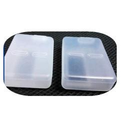 Usine de caoutchouc moulé personnalisé couvercle inférieur du couvercle en silicone de protection contre les intempéries