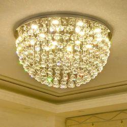 Lampade di cristallo del soffitto della stanza anteriore per la lampada del soffitto della camera da letto della stanza di seduta (WH-CA-34)