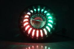 7つの円形LEDのハローのヘッドライトの車ライト修正のための自動ヘッドライト制御キット