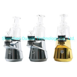 Haut de la qualité de l'aluminium Shisha narguilé Poous soupape d'air narguilé narguilé électronique Pipe
