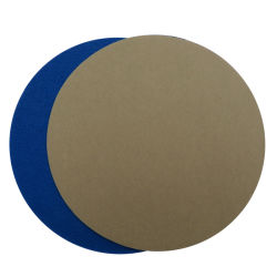Silikon-Karbid-Haken und Sand Abservice Papier der Schleifen-wasserdichtes 6inch 60-10000 für das Polierreiben